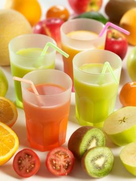 atmosphere «atmosphere», atmosphere, Citrus sinensis, Drink, food «dish», Gesunde Ernährung, live healthy, Lycopersicon, Malus domestica, nutrition