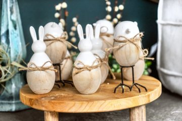 Easter bunny, Easter decoration, Easter